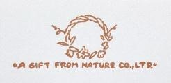 A gift of Nature Co.,Ltd. logo
