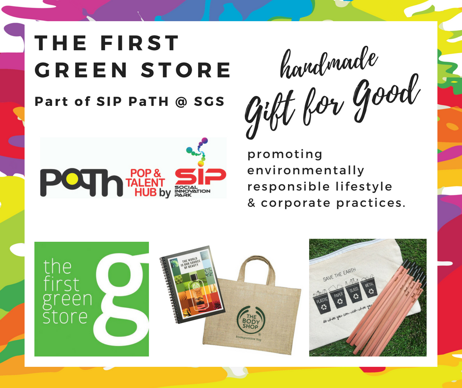 the first green store